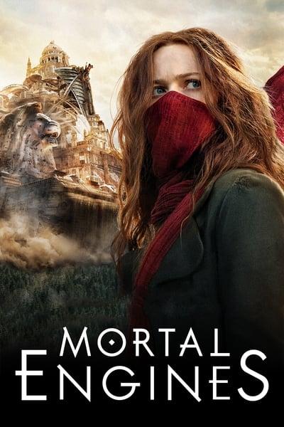 Mortal Engines (Máquinas mortales)