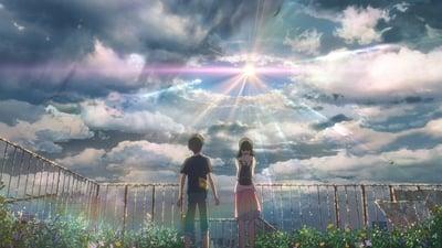 Дитя погоды - кадр из аниме