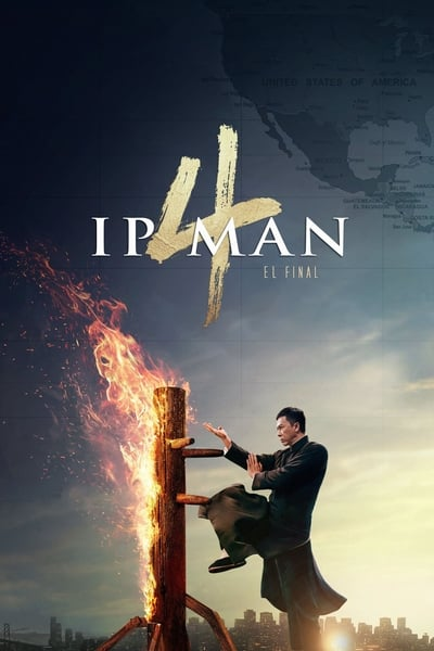 Ip Man 4: el final (Ip Man 4, The Finale)