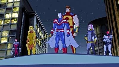 Команда «Мстители»: 3×5