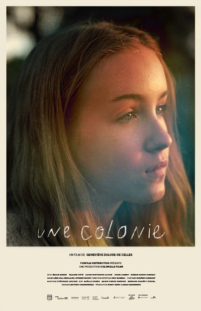 Une colonie (A Colony) (2018)