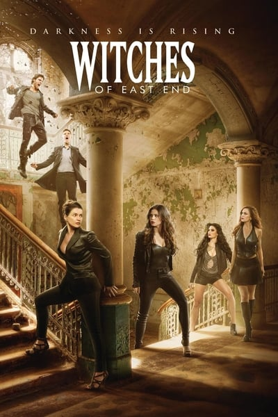 Witches of East End TV Show Poster