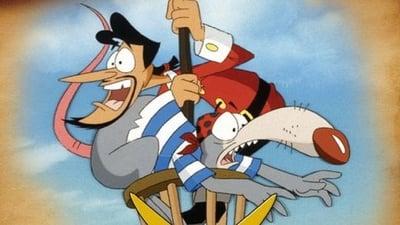 Бешеный Джек Пират - кадр из мультсериала