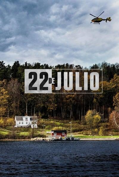 22 de julio (22 July)