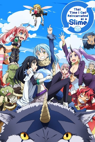 That Time I Got Reincarnated as a Slime TV Show Poster