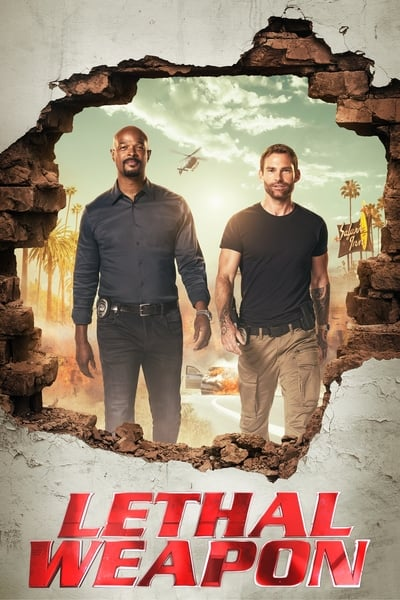 Lethal Weapon TV Show Poster