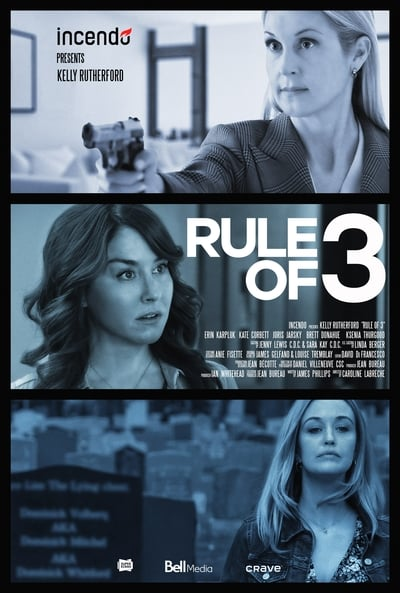 Traición a tres esposas (Rule of 3)