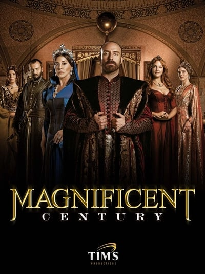 Magnificent Century TV Show Poster