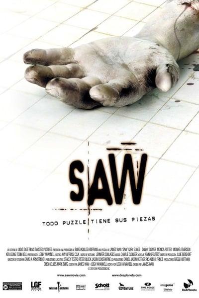 Saw (Juego Macabro) (2004)