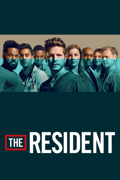 The Resident TV Show Poster