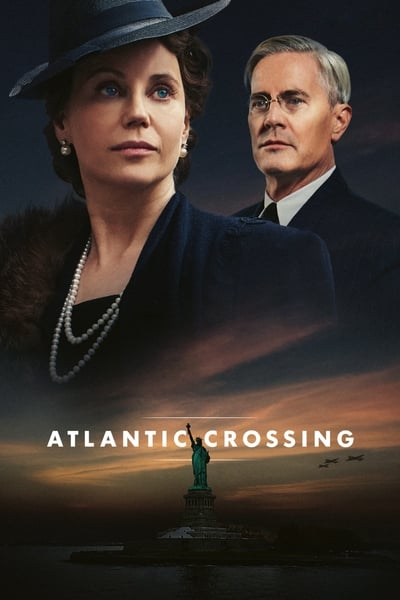 Atlantic Crossing TV Show Poster