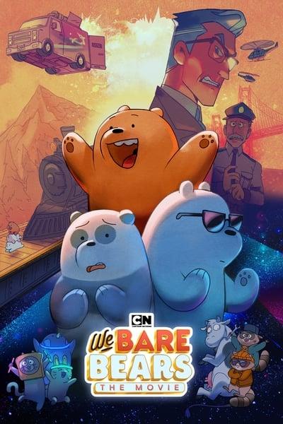 Escandalosos: La Película (We Bare Bears: The Movie)