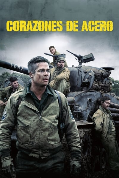 Corazones de hierro (2014)