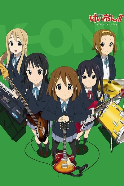 K-ON! TV Show Poster