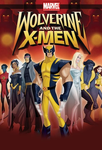 Wolverine and the X-Men TV Show Poster