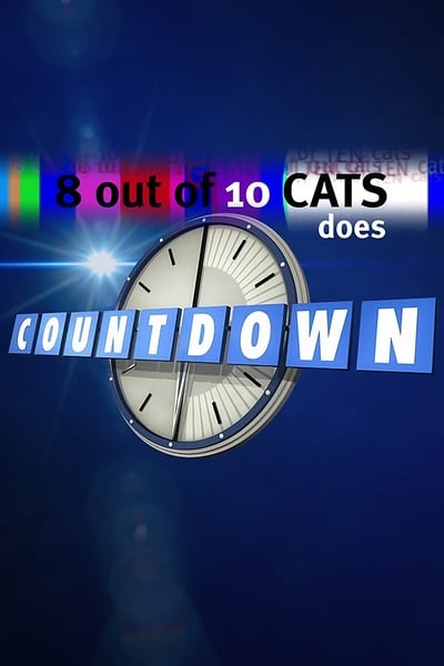 8 Out of 10 Cats Does Countdown TV Show Poster
