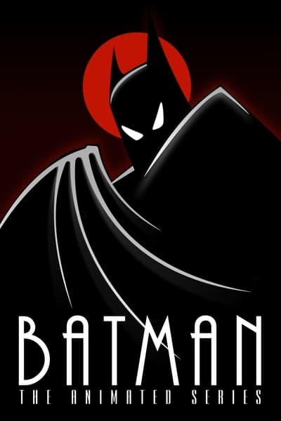 Batman: The Animated Series TV Show Poster