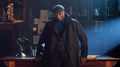 Люпен - кадр из сериала