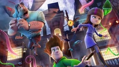 Академия монстров - кадр из мультфильма