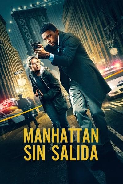Manhattan sin salida (21 Bridges)