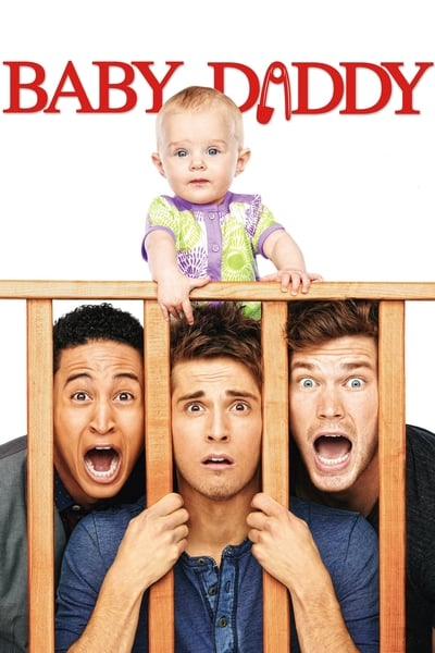 Baby Daddy TV Show Poster