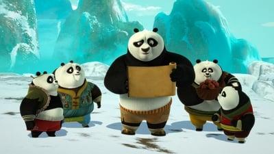 Кунг-фу панда: Лапки судьбы - кадр из мультсериала