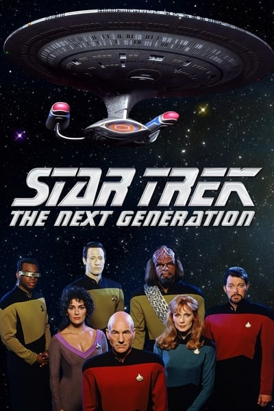 Star Trek: The Next Generation TV Show Poster