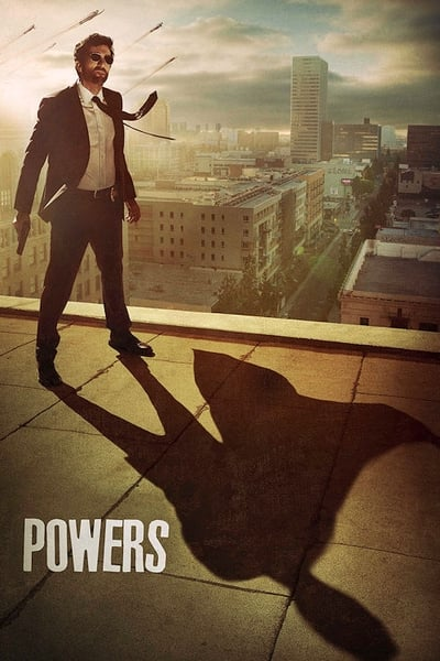 Powers TV Show Poster
