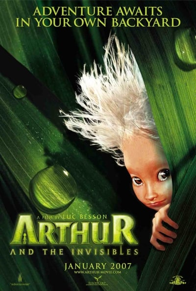 Watch Arthur And The Invisibles 2006 Full Hd Online Free