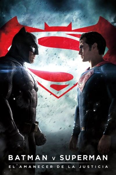 Batman v. Superman: El amanecer de la Justicia (El origen de la justicia) (2016)
