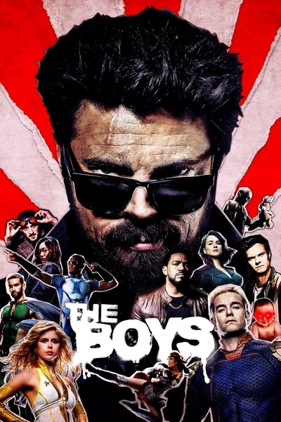 The Boys TV Show Poster