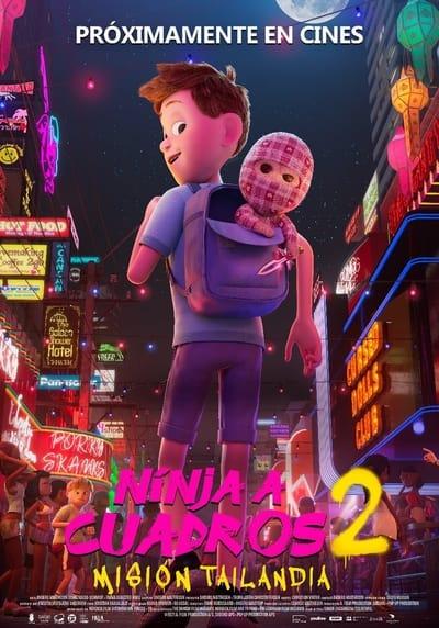 Ninja a cuadros 2: Misión Tailandia (2021)