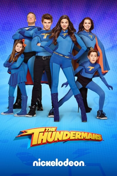 The Thundermans TV Show Poster