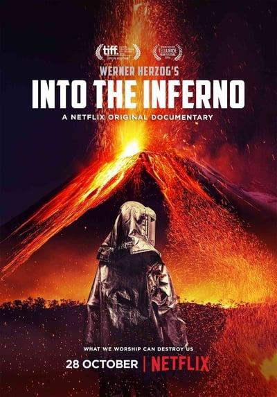 Dentro del volcán (Hacia el Infierno) (2016)