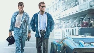 Ford против Ferrari - кадр из фильма