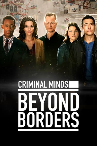 Criminal Minds: Beyond Borders TV Show Poster