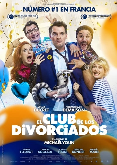 El club de los divorciados / Divorce Club (2020)