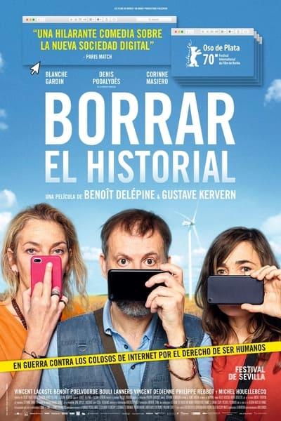 Effacer l'historique (Borrar el historial) (2020)