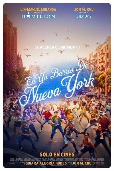 En un barrio de Nueva York (2021)