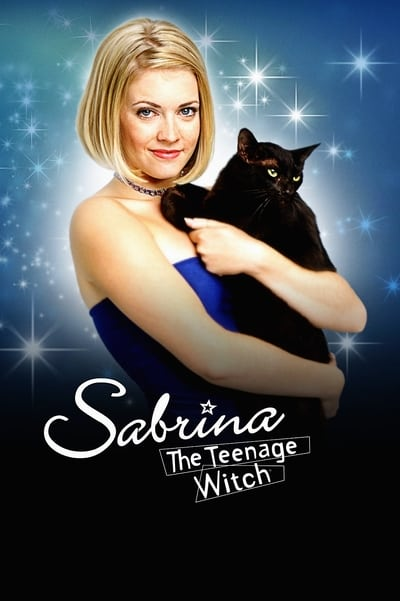 Sabrina, the Teenage Witch TV Show Poster