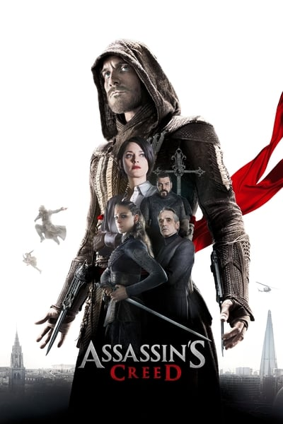 Assassins Creed 2016 BluRay 720p Dual Audio Hindi Eng