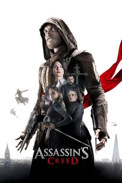 Assassin's Creed 2016 720p BluRay Dual Audio In Hindi English