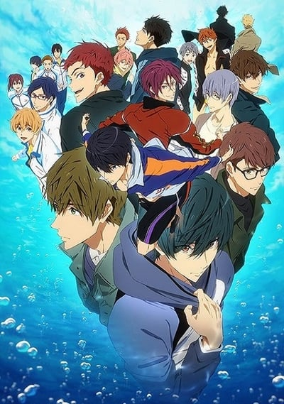 Free! TV Show Poster