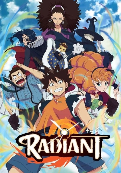 Radiant TV Show Poster