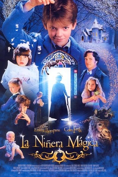La nana mágica (Nanny McPhee, la Nana Mágica) La niñera mágica