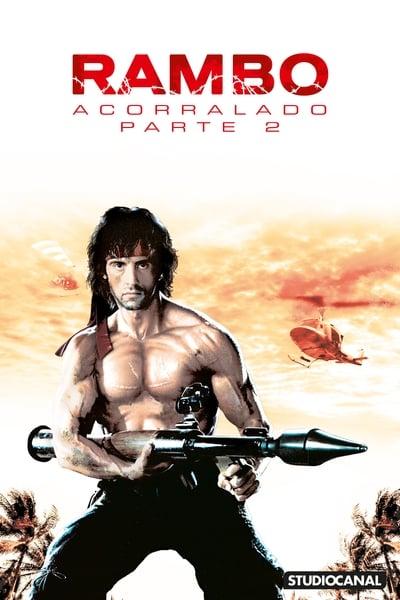 Rambo 2: Acorralado Parte II (Rambo: First Blood Part II)