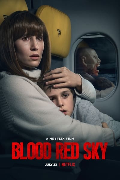Cielo rojo sangre (Blood Red Sky) (2021)