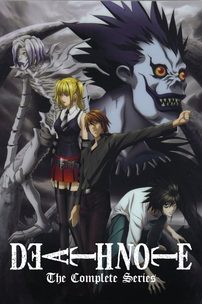 Death Note TV Show Poster