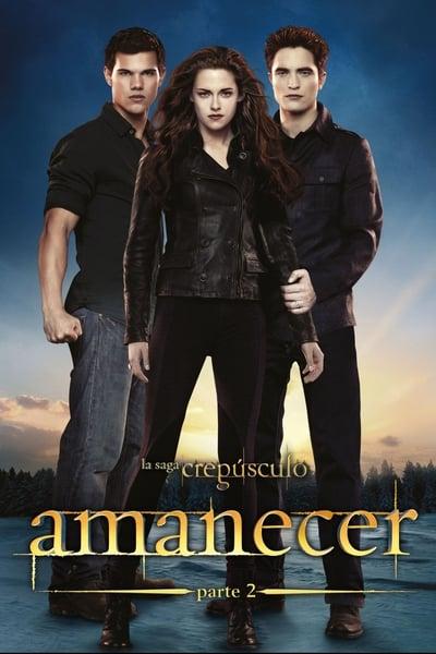 La saga Crepúsculo:  Amanecer – Parte 2 (2012)