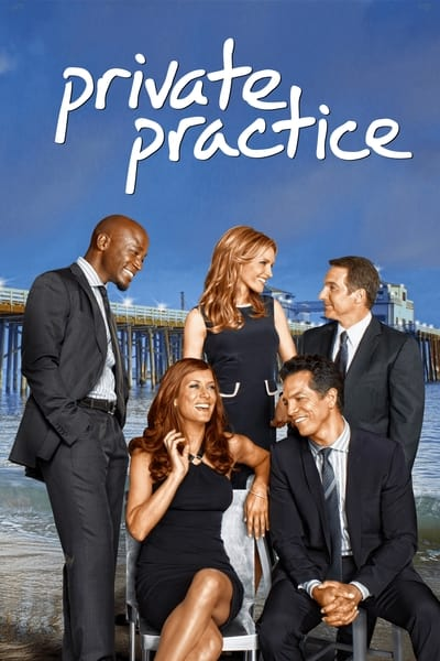 Private Practice TV Show Poster